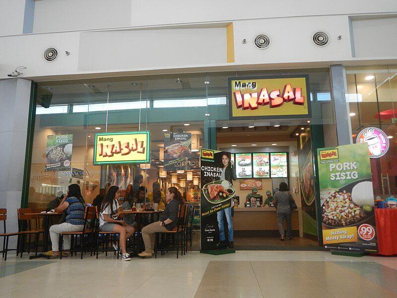 菲律宾游学饮食 