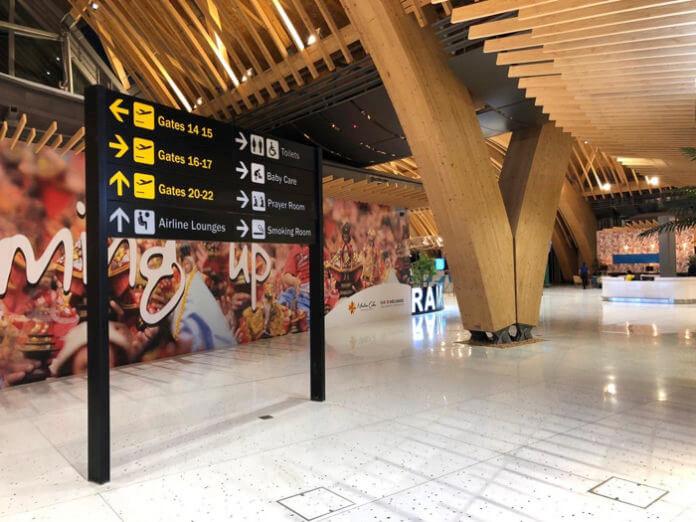 马克坦机场