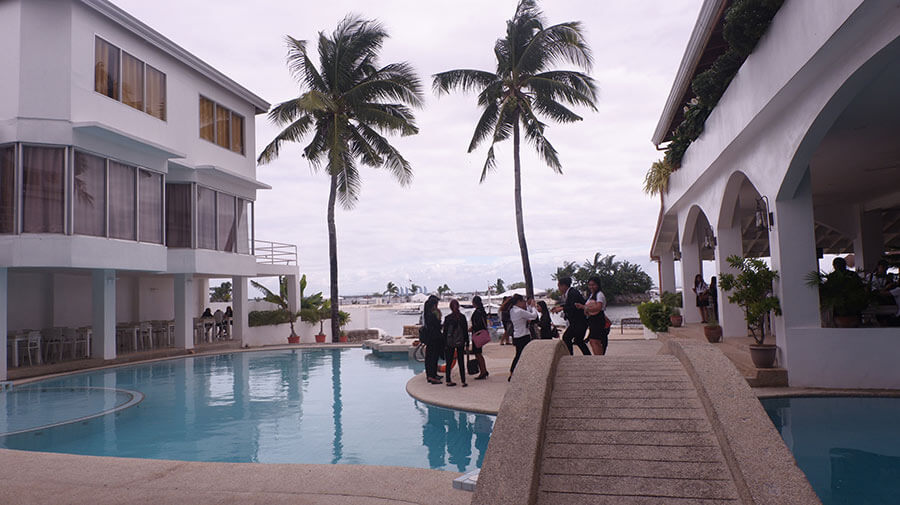 菲律宾游学qqenglish海滨校区