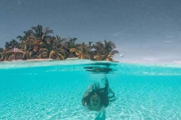 菲律宾游学 宿务跳岛 海景 夏令营