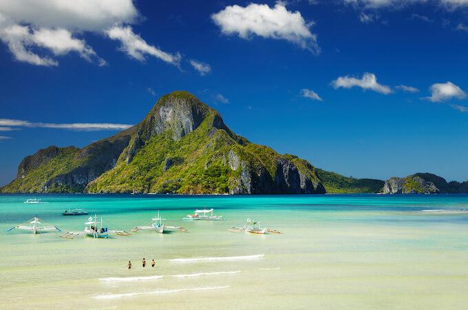 菲律宾游学巴拉望岛