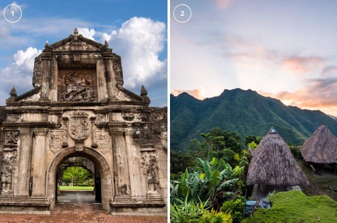 菲律宾游学 古迹