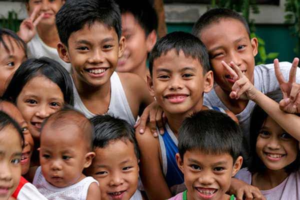 菲律宾小学生英语