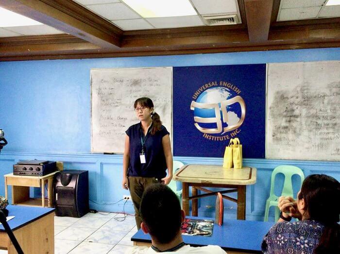 菲律宾游学语言学校: