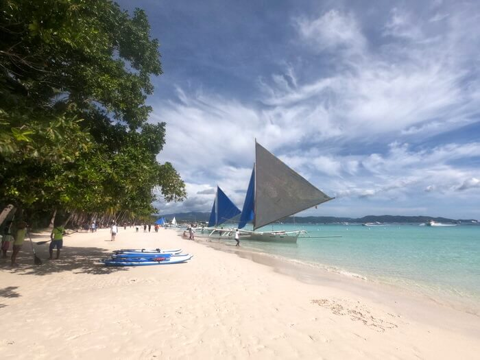 菲律宾游学攻略长滩岛