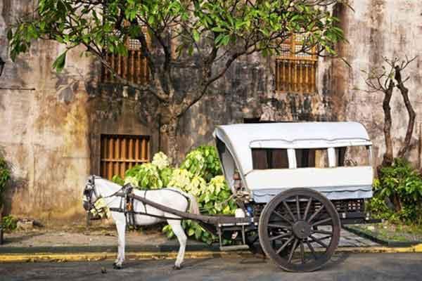 菲律宾博物馆推荐-马车